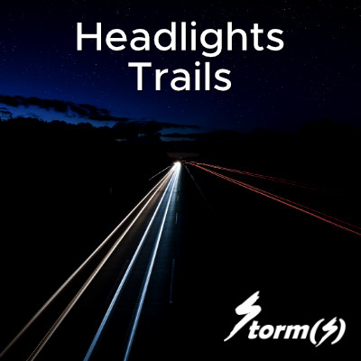 Album Headlights trails