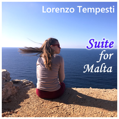Copertina di Suite for Malta