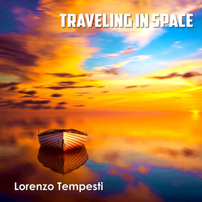 Cover art of Traveling in space